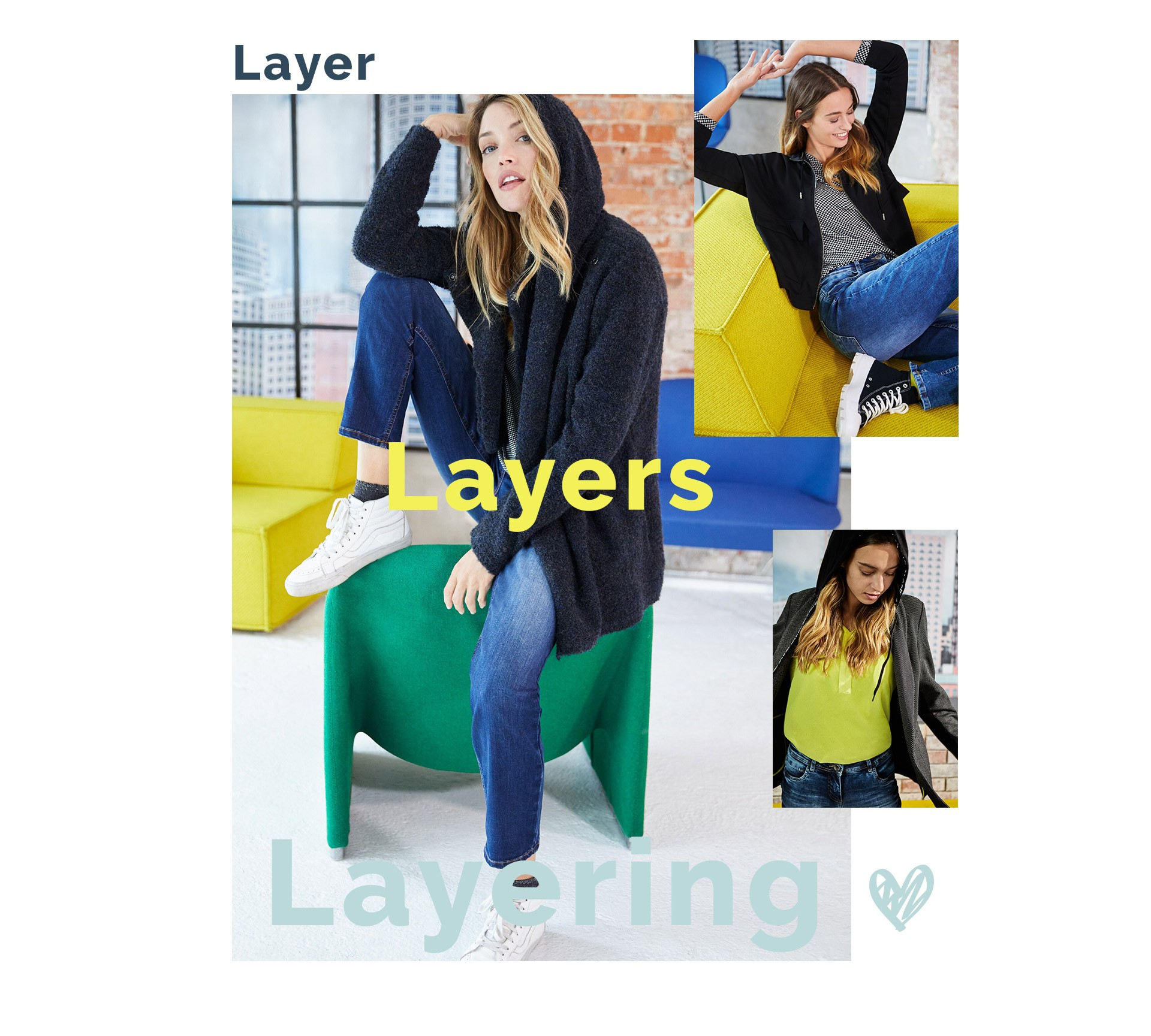 Layer, Layers, Layering